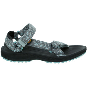 Teva Winsted - Sandales Femme - gris/turquoise